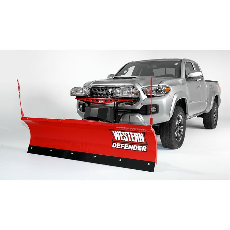 Western 7.2' Defender Snowplow