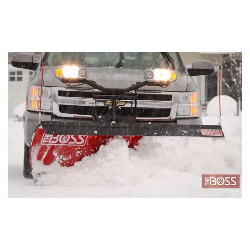 Boss 7 0 Htx Poly Straight Blade Snowplow