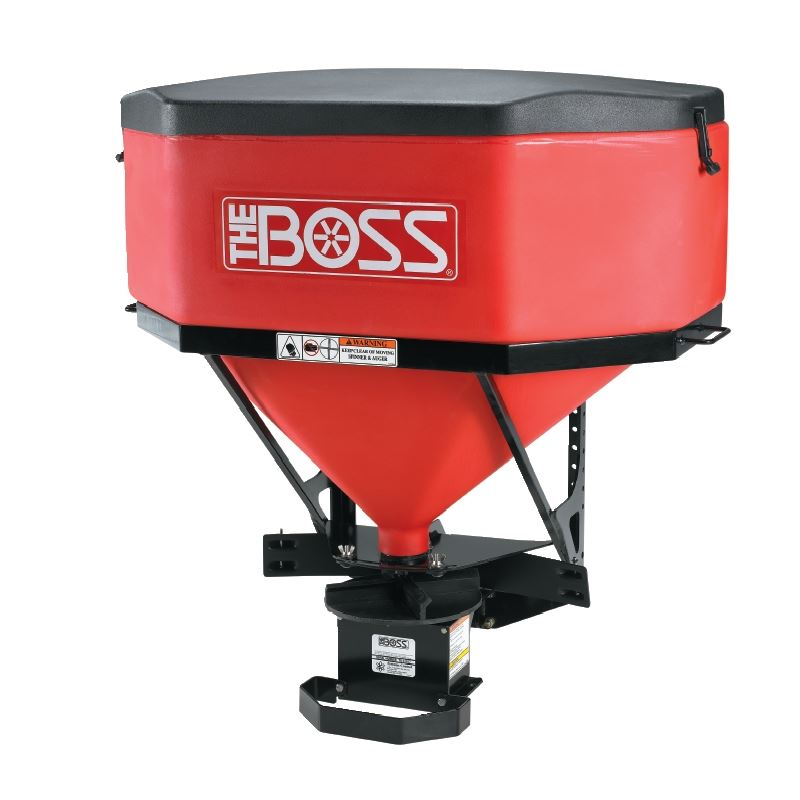 Boss Tgs1100 Low Profile Poly Tailgate Salt Spreader